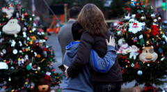 Reuters-Newtown-memorial-site-Christmas-trees-photog-Shannon-Stapleton