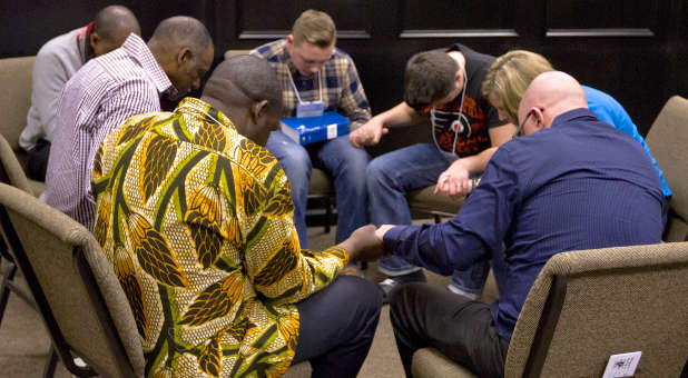 Campus pastors need advice and prayer, too.