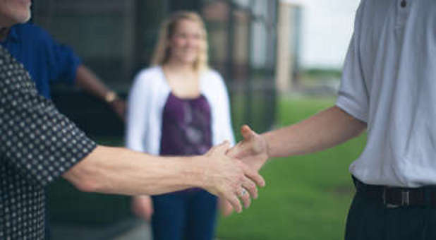 Are the members of your church genuinely friendly?