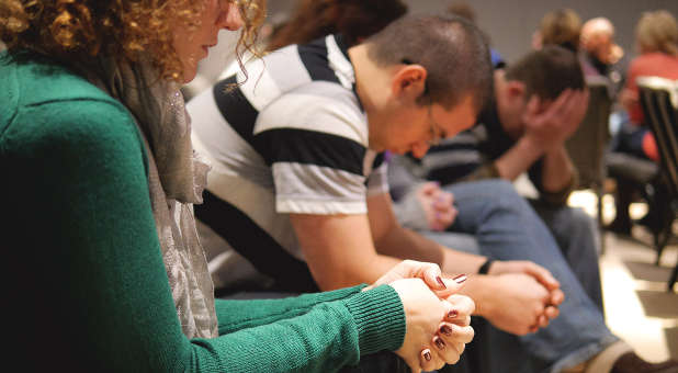 Pastor, the people in your church want to pray during the service. It's up to you to find a time to allow it.