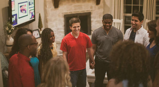 How is your small group reaching the community for Jesus?