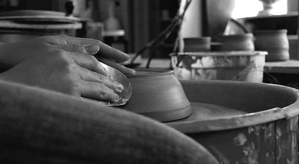 The potter's wheel is always churning in the life of a leader.