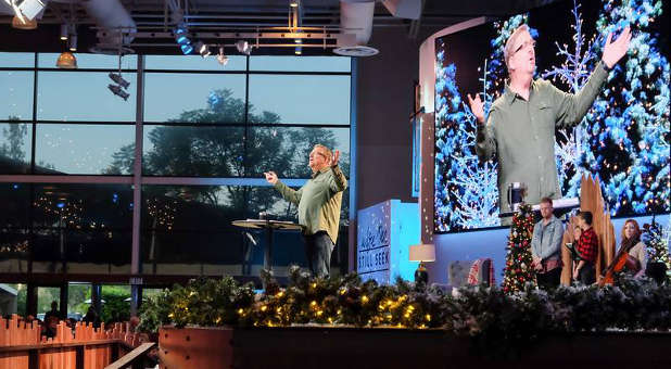 Rick Warren says the bigger the vision in your ministry, the easier it is to reach it.