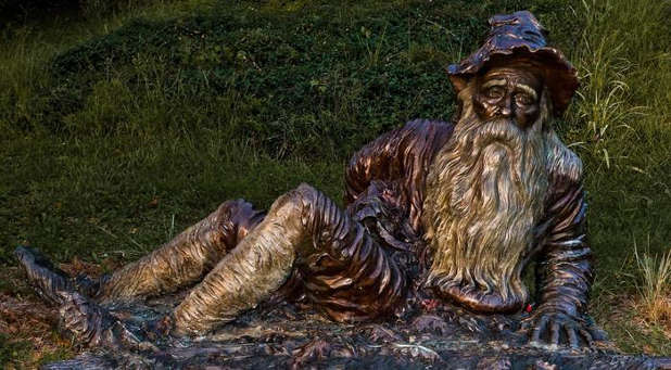The story of Rip Van Winkle is a great story that resembles our nation today.
