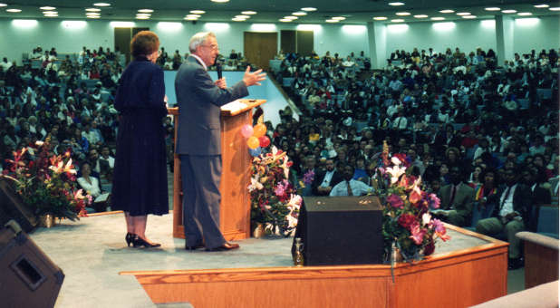 Roy Stockstill was the lead pastor at Bethany Church in Baker, Louisiana, for 20 years.