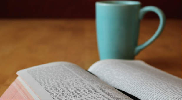 After water goes on my face and I grab a cup of strong coffee or green tea to help me start the day, I head to my home study. The first 90 minutes of my morning are spent in prayer and the Word devotionally.