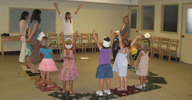 Here are a few ways to inspire you children's ministry volunteers.